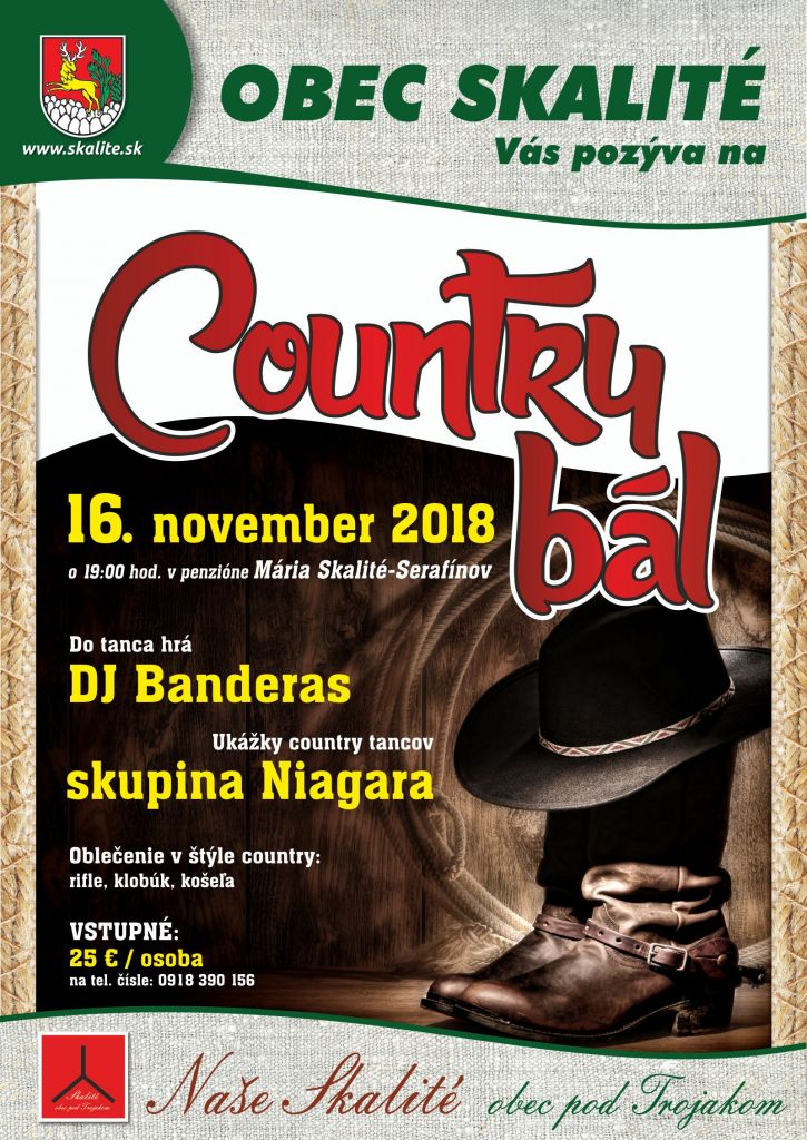 country bal 2018